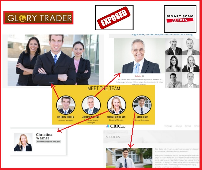 Glory Trader Scam Exposed, Legit Review Detects Lies | Binary Scam Alerts