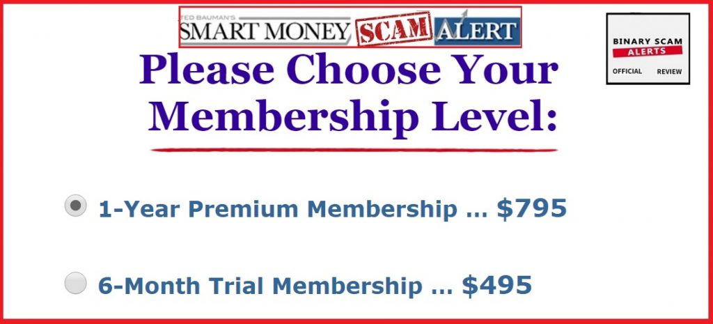 Smart Money Alert By Ted Bauman Review, SCAM or Legit? | Binary Scam Alerts