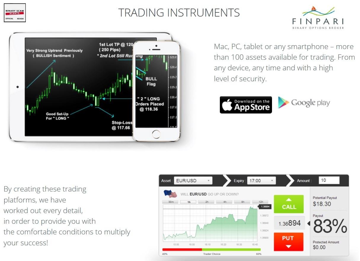 Finpari Review, SCAM Finpari Broker Or Legit? | Binary Scam Alerts