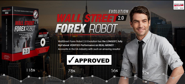 Wallstreet forex robot revolution